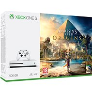 Microsoft Xbox One S 500GB Assasin's Creed: Origins - Herní konzole