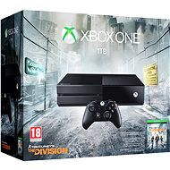 Microsoft Xbox One 1TB + Tom Clancy's The Division (Voucher)