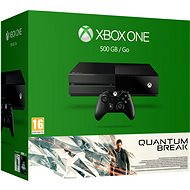 Microsoft Xbox One + Quantum Break (Voucher) + Alan Wake (Voucher)