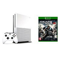 Microsoft Xbox One S 1TB Gears of War Edition - Herní konzole
