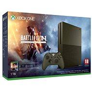 Microsoft Xbox One S Battlefield 1 Bundle Khaki (1 TB)