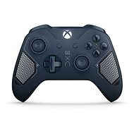 Xbox One Wireless Controller Grau/Green - Gamepad