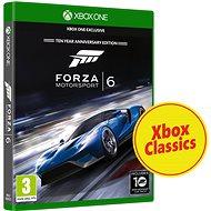 Forza Motorsport 6 - Xbox One - Spiel für die Konsole