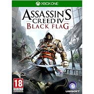 Xbox One - Assassin's Creed IV: Black Flag CZ