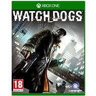 Xbox One - Watch Dogs Special Edition CZ
