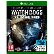 Watch Dogs Complete Edition CZ - Xbox One