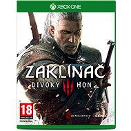 Zaklínač 3: Divoký hon CZ - Xbox One