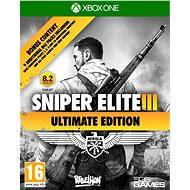 Sniper Elite 3 Ultimative Edition - Xbox One - Spiel für die Konsole