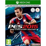 Xbox One - Pro Evolution Soccer 2015 (PES 2015)
