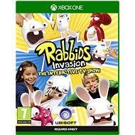 Xbox One - Rabbids Invasion - Konzoljáték