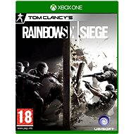 Xbox One - Tom Clancys: Rainbow Six: Siege