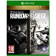 Tom Clancy's Rainbow Six: Siege Gold Edition - Xbox One - Hra pro konzoli