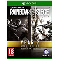 Tom Clancy's Rainbow Six: Siege Gold Season 2 - Xbox One - Hra pro konzoli