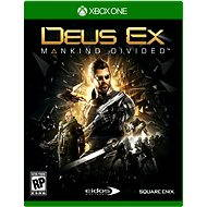 Deus Ex: Mankind Divided D1 Edition - Xbox One - Hra pro konzoli