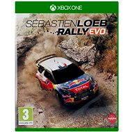 Xbox One - Sébastien Loeb Rally EVO - Hra pre konzolu