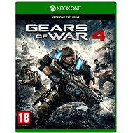 Xbox One - Gears of War 4 - Console Game