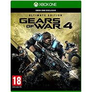 Gears of War 4 Ultimate Edition - Xbox One - Console Game