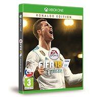 FIFA 18 Ronaldo Edition - Xbox One - Console Game