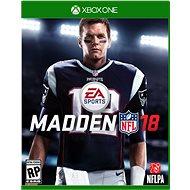 Madden NFL 18 - Xbox One - Hra pro konzoli
