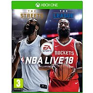NBA Live 18 - Xbox One - Console Game