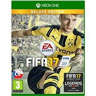 Xbox One - die FIFA 17 Deluxe Edition