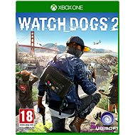Watch Dogs 2 CZ - Xbox One - Konsolen-Spiel