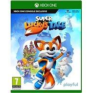 Super Lucky's Tale - Xbox One - Hra pro konzoli