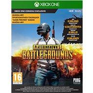 Playerunknown's Battlegrounds - Xbox One - Hra pro konzoli