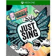Just Sing - Xbox One - Hra pro konzoli