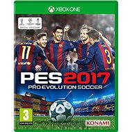 Pro Evolution Soccer 2017 - Xbox One - Console Game