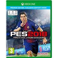 Pro Evolution Soccer 2018 Premium Edition - Xbox One - Hra pro konzoli
