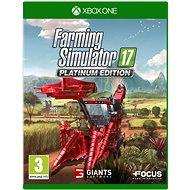 Farming Simulator 17 - Platinum Edition - Xbox One - Hra pro konzoli