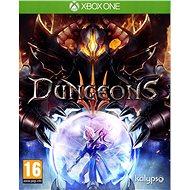 Dungeons 3 Extremely Evil Edition - Xbox One - Hra pro konzoli