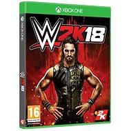 WWE 2K18 - Xbox One - Hra pro konzoli