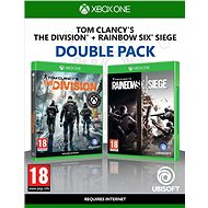 Rainbow Six Siege + The Division DuoPack - Xbox One