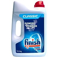 FINISH prášek Power Powder Regular 2,5 kg - Prášek do myčky