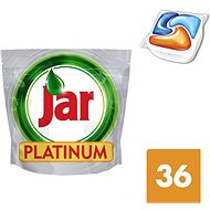 Jar Platinum Orange (36 ks) - Tablety do umývačky
