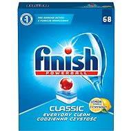 FINISH Classic Lemon 68 ks - Tablety do umývačky