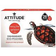 Attitude Tablety do umývačky bez fosfátov (26 dávok) - Tablety do umývačky