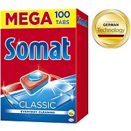 SOMAT Classic 100 ks - Tablety do myčky