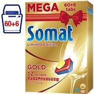 SOMAT Gold 60+6 ks - Tablety do myčky