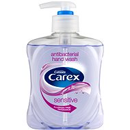 CAREX Sensitive antibakteriální tekuté mýdlo 250 ml