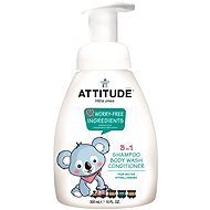 Attitude Children soap with aromas of pear juice 300 ml
