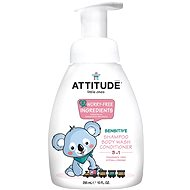 Attitude Children soap without fragrance 300 ml