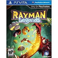 PS Vita - Rayman Legends