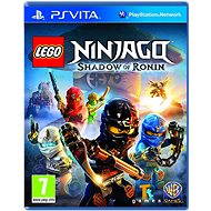 PS Vita - Lego Ninjago: Shadow of Ronin - Console Game