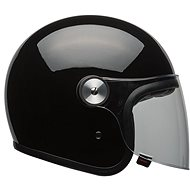 Bell Riot Solid Black 2XL - Helma