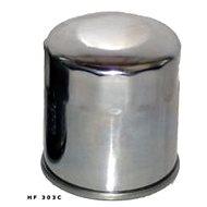 HIFLOFILTRO HF303C (Chrom) - Olejový filtr