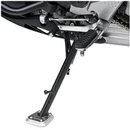 GIVI ES 2122 rozšíření bočního stojánku Yamaha MT-09 Tracer 850 (15-17), stříbné hliníkové - Montážní sada