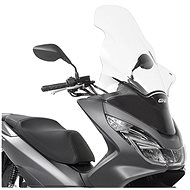 GIVI D 1130ST plexi čiré Honda PCX 125-150 (14-16), vxš=815x550 mm - Náhradní díl